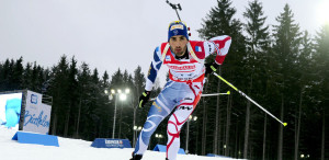 IBU BIATHLON WORLD CHAMPIONSHIPS 2013