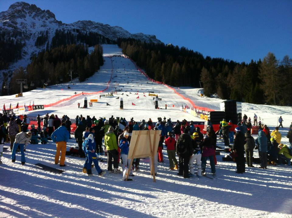 SNOWBOARD / COUPE DU MONDE A CAREZZA