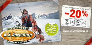 code promo carte neige FFS pour AS Adventure 2013
