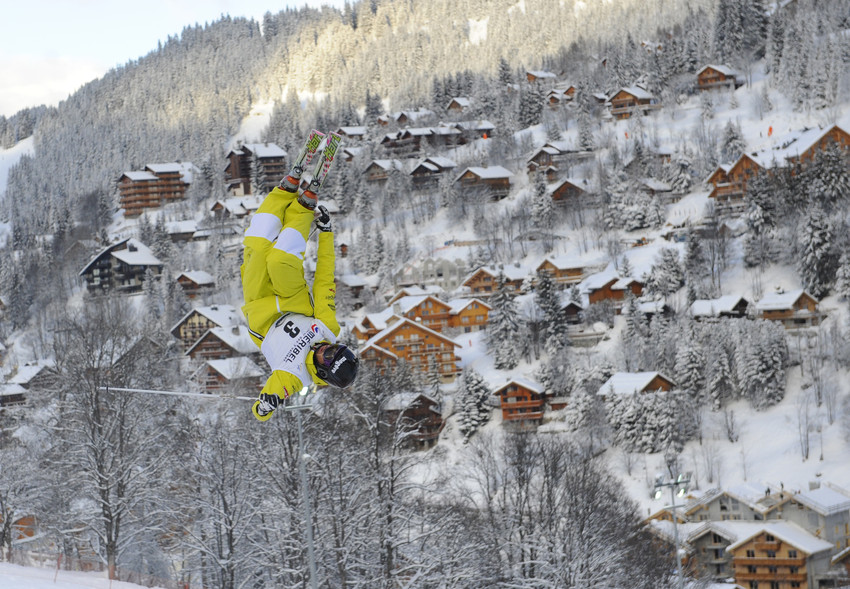 FIS FREESTYLE WORLD CUP 2012