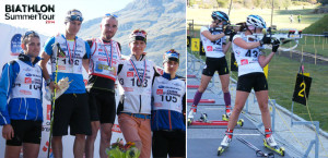 Biathlon Summer Tour - Bessans