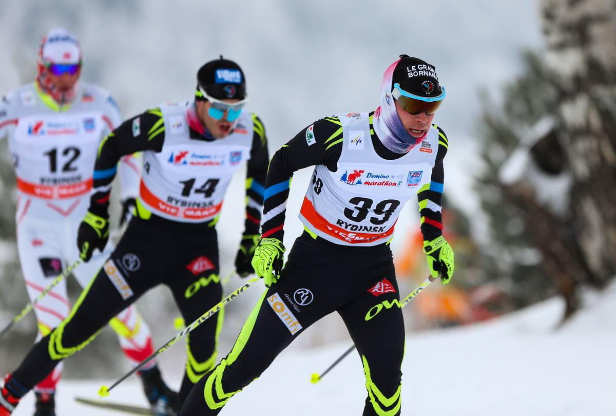 FIS world cup cross-country, 15km men, Rybinsk (RUS)