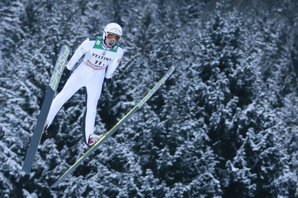 Francois Braud © Modica/NordicFocus