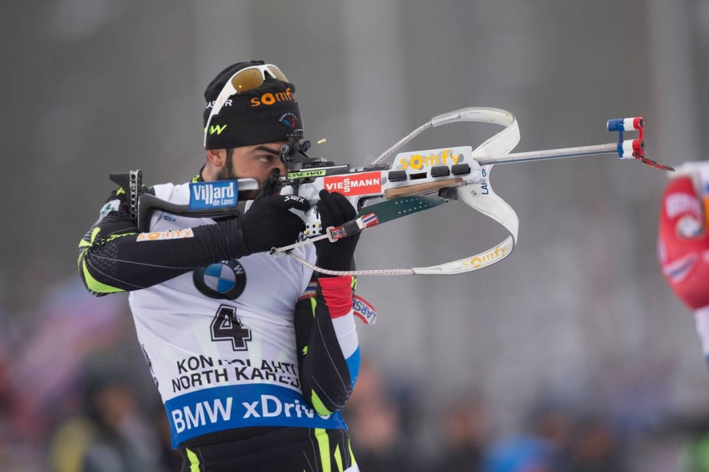 Simon Fourcade © NordicFocus