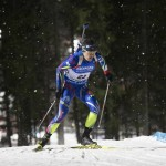 02.12.2015, Oestersund, Sweden (SWE): Quentin Fillon Maillet (FRA). © Manzoni/NordicFocus