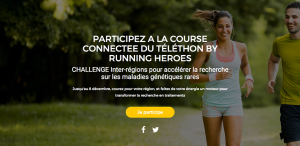 Téléthon 2015 by Running-Hereos