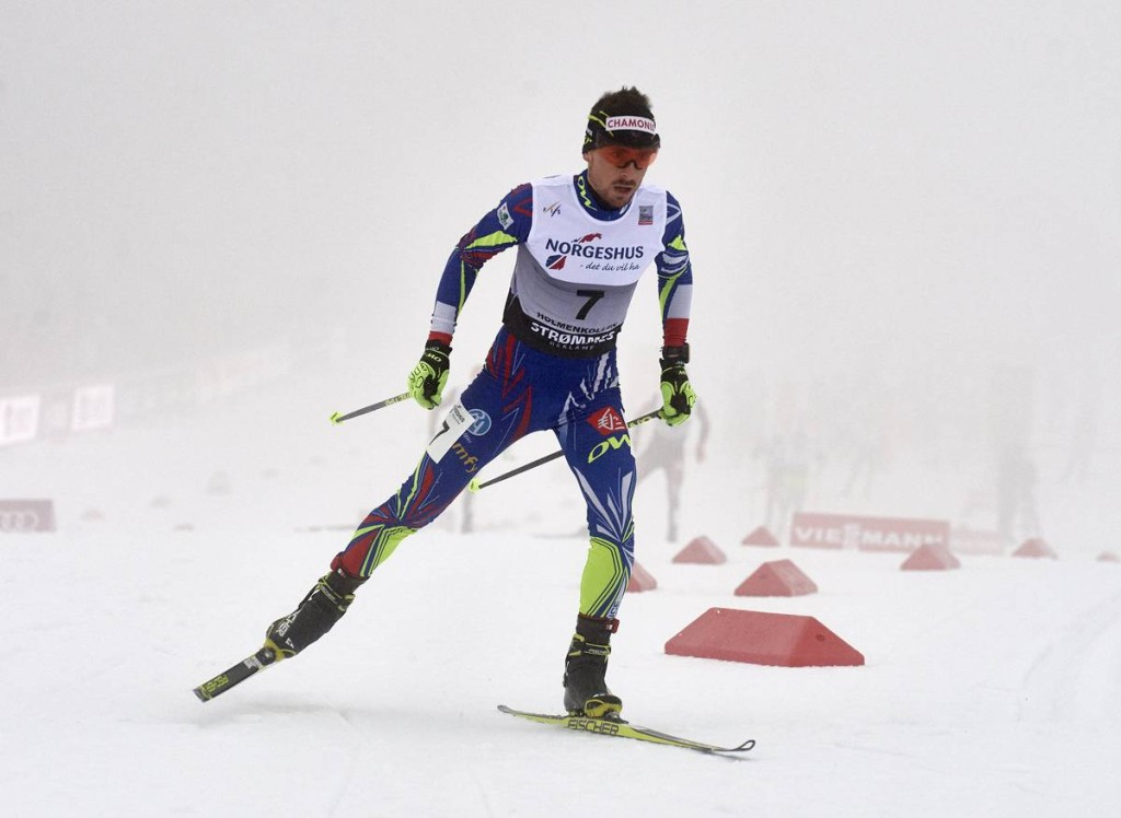 Oslo, Norway (NOR): Francois Braud (FRA)