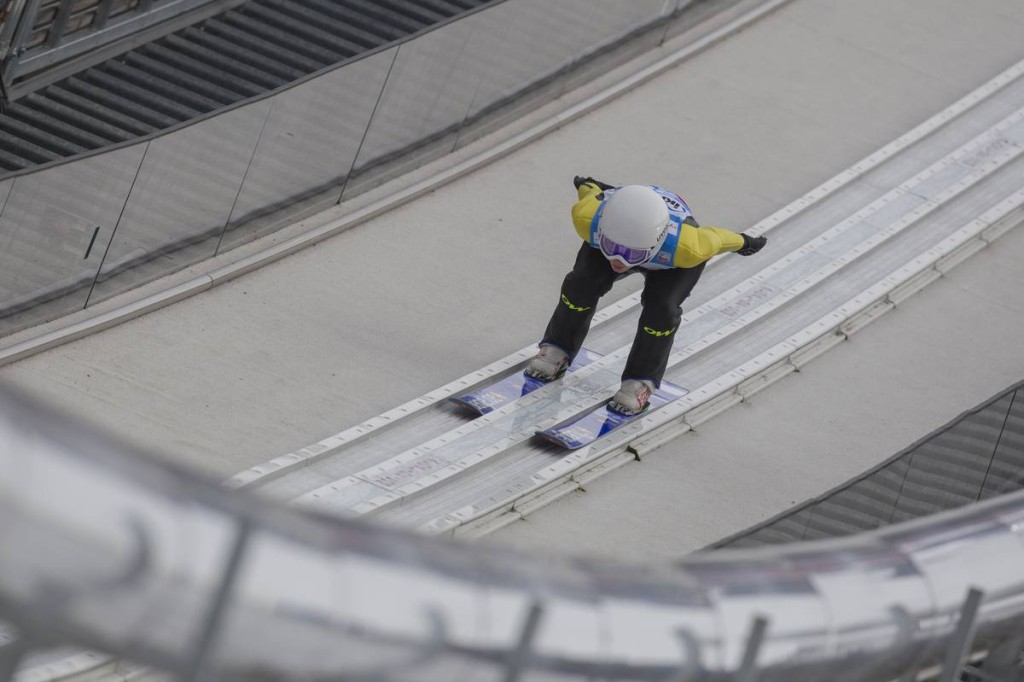 FIS world cup ski jumping ladies, individual HS106, Oberstdorf (GER)