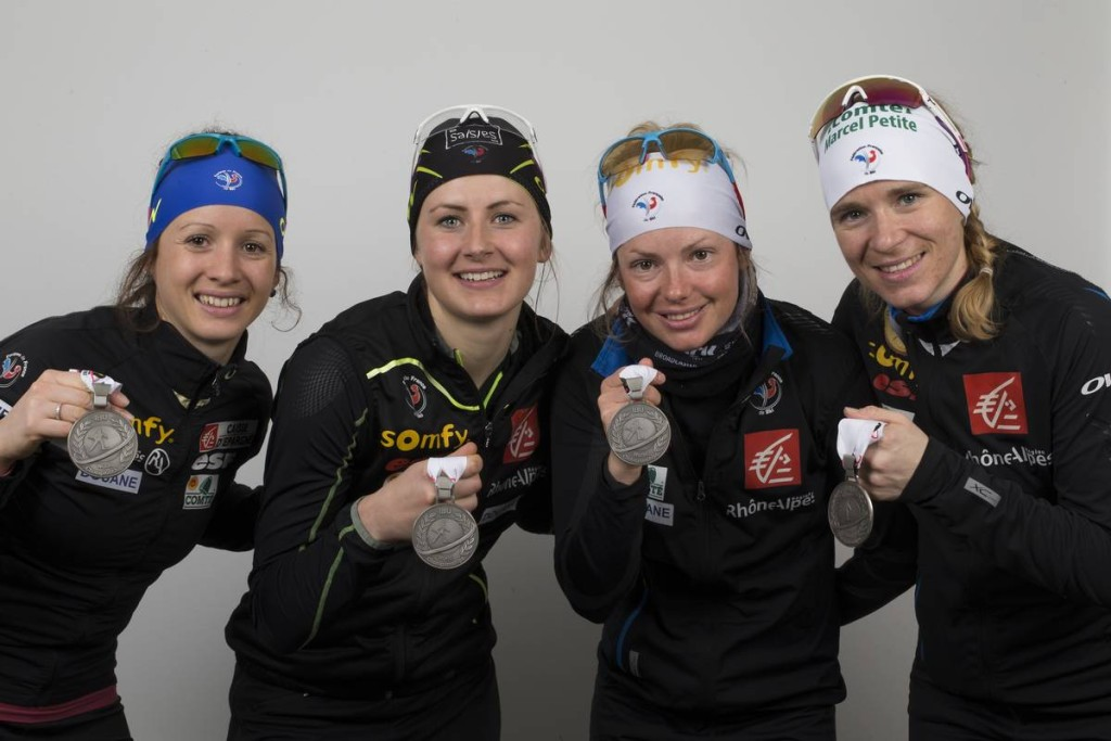 IBU world championships biathlon, medals, Oslo (NOR)