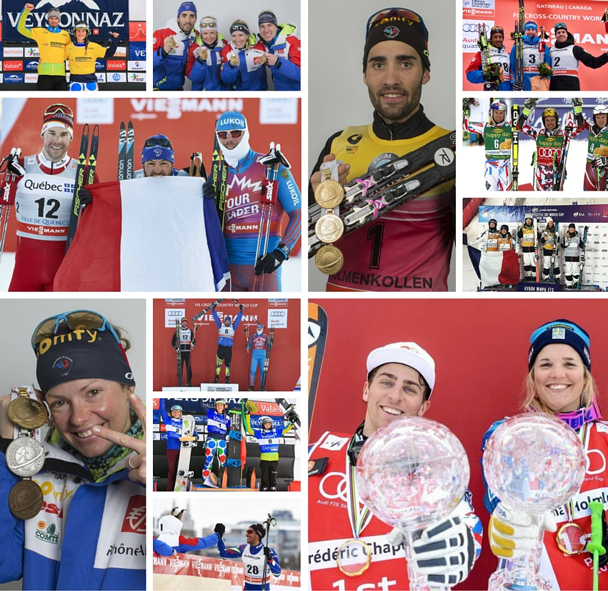 109 podiums en coupe du monde : record battu !