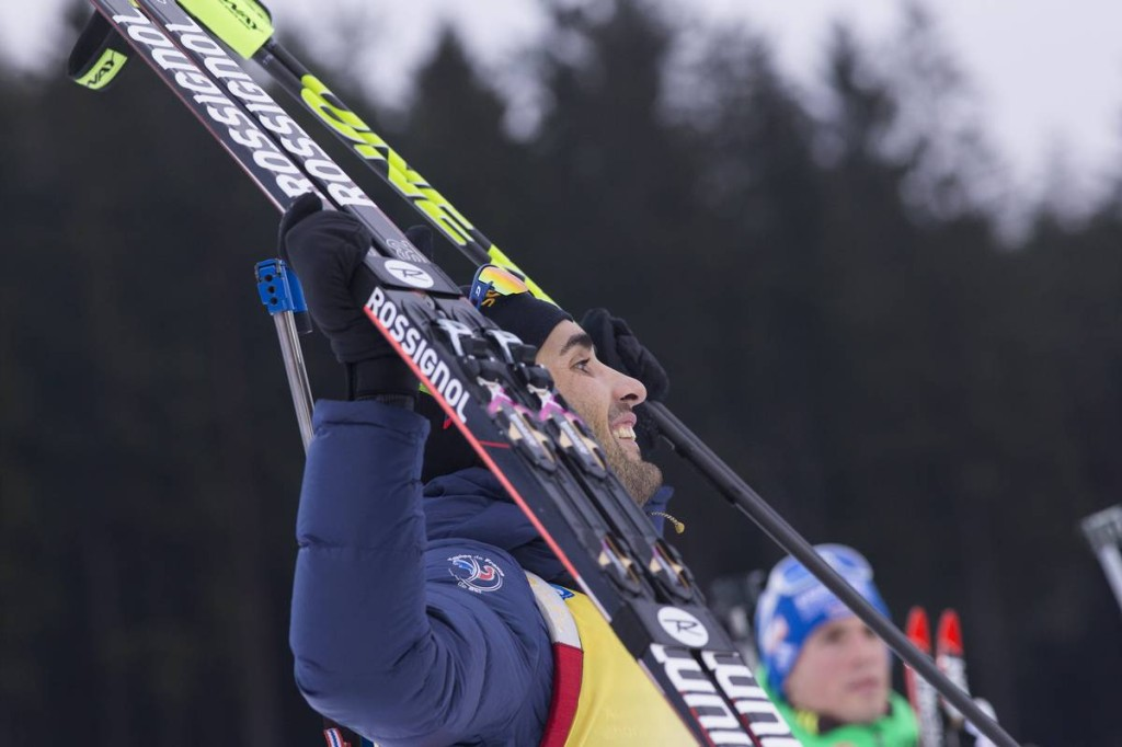 IBU world cup biathlon, mass men, Nove Mesto (CZE)