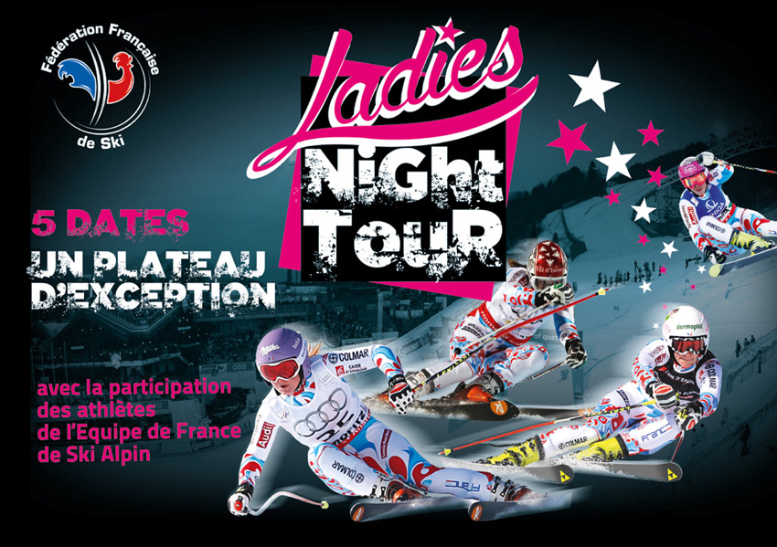 VISUEL - LADIES NIGHT TOUR-BD