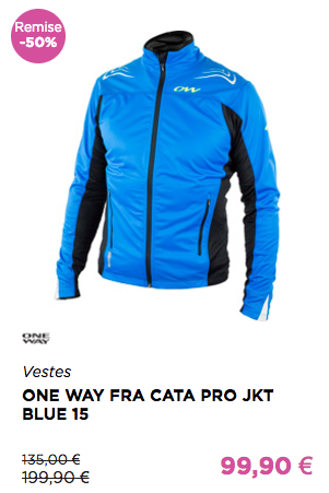 ONE WAY CATA PRO FRANCE