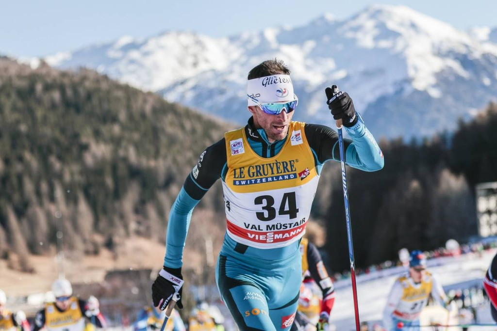 FIS world cup cross-country, tour de ski, mass men, Val Mustair (SUI)