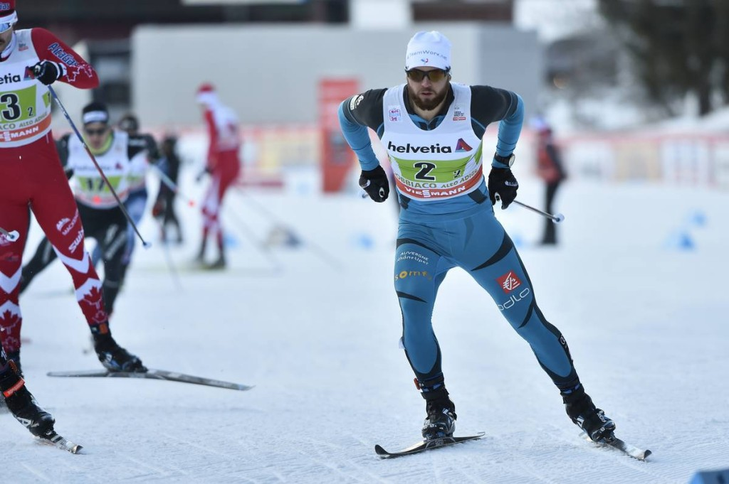 FIS world cup cross-country, team sprint, Toblach (ITA)