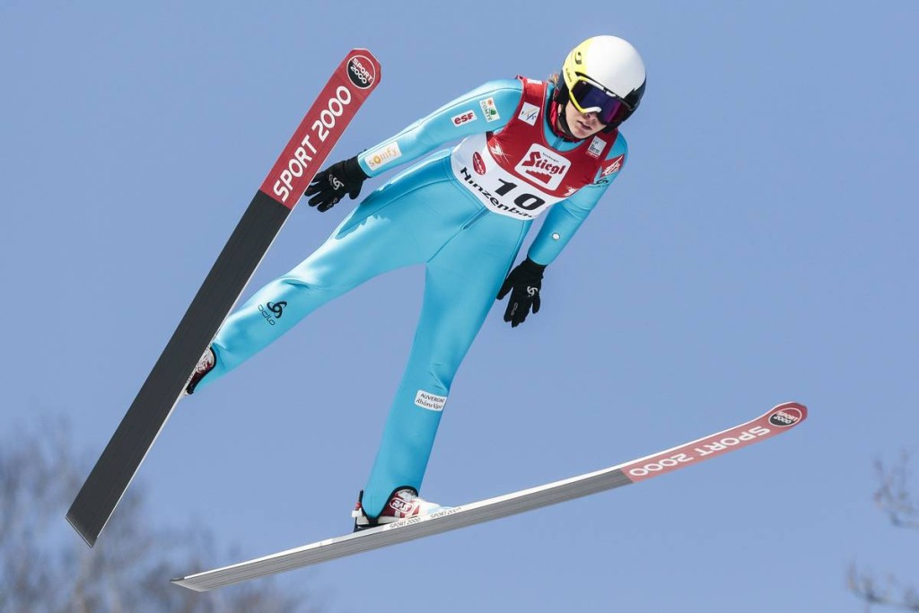 FIS world cup ski jumping ladies, individual HS94, Hinzenbach (AUT)