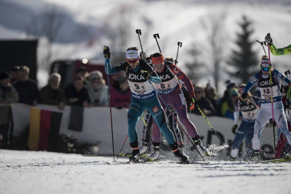 IBU world championships biathlon, relay mixed, Hochfilzen (AUT)