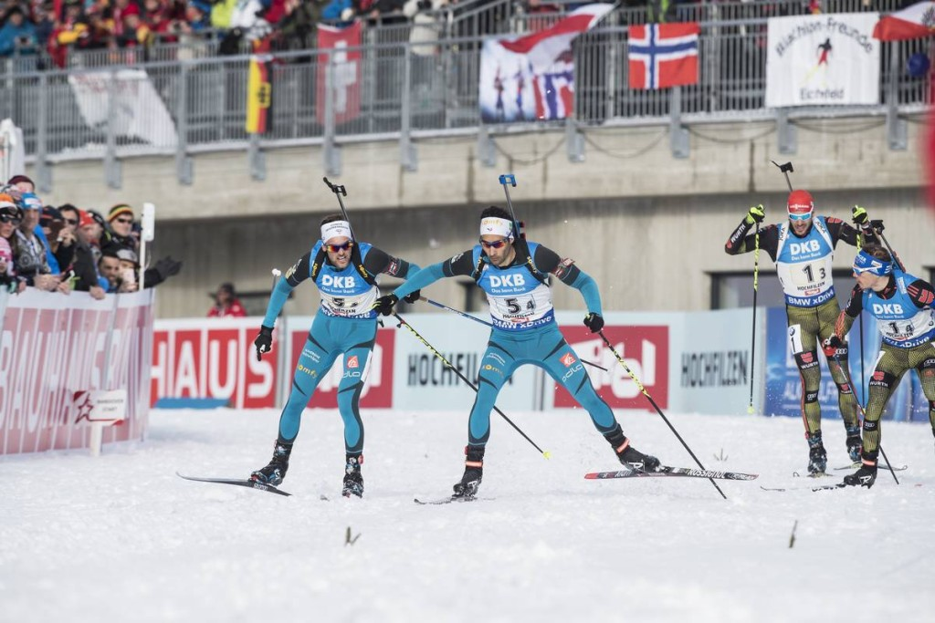 IBU world championships biathlon, relay men, Hochfilzen (AUT)