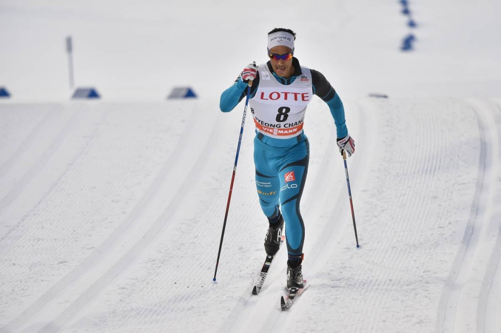 FIS world cup cross-country, individual sprint, Pyeong Chang (KOR)