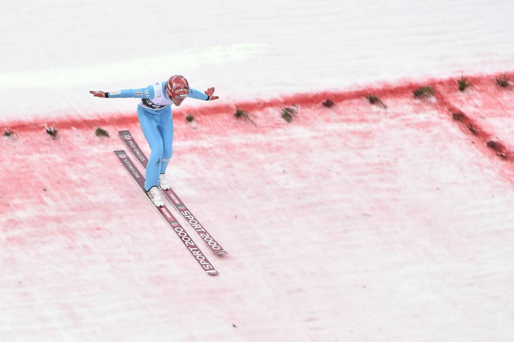 FIS world cup ski jumping, individual HS134, Oslo (NOR)