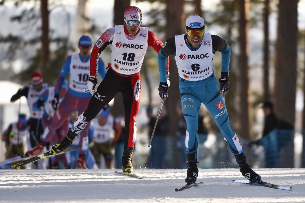 FIS nordic world ski championships, cross-country, skiathlon men, Lahti (FIN)