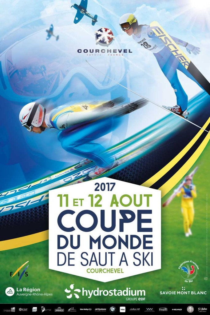 Coupe du Monde de Saut à Ski Courchevel