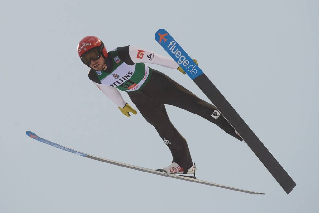 FIS world cup nordic combined, individual gundersen HS142/10km Ruka (FIN)