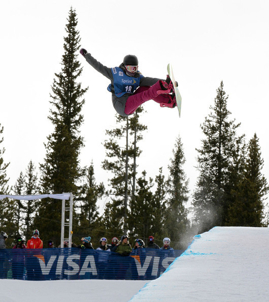 HP World Cup Copper Mtn - Qualifiers - Mirabelle Thovex (FRA) © FIS/Oliver Kraus