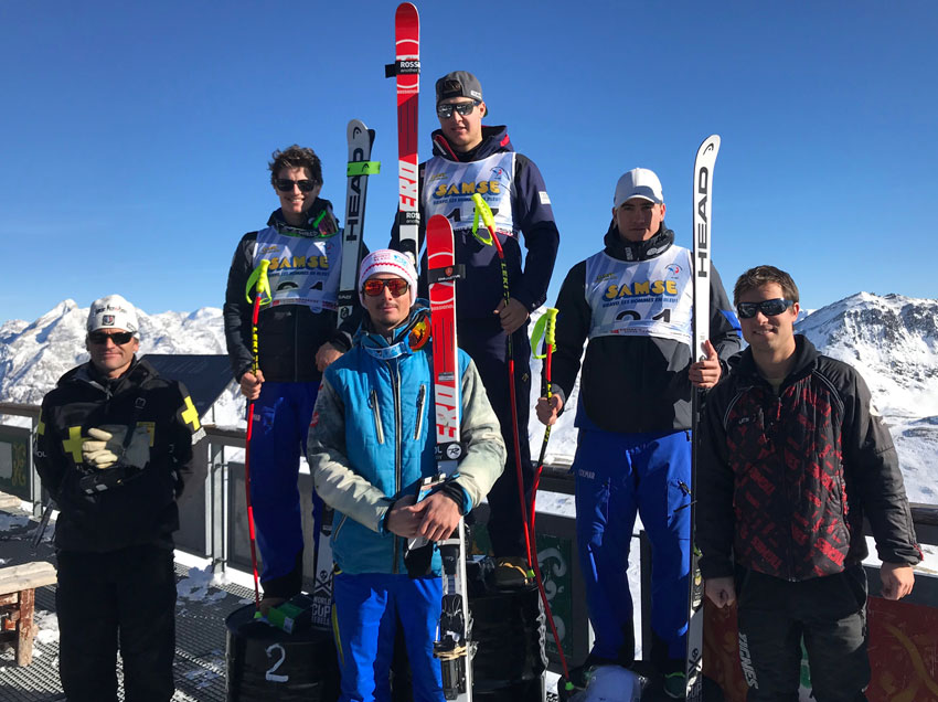 Podium_SuperG_Tignes