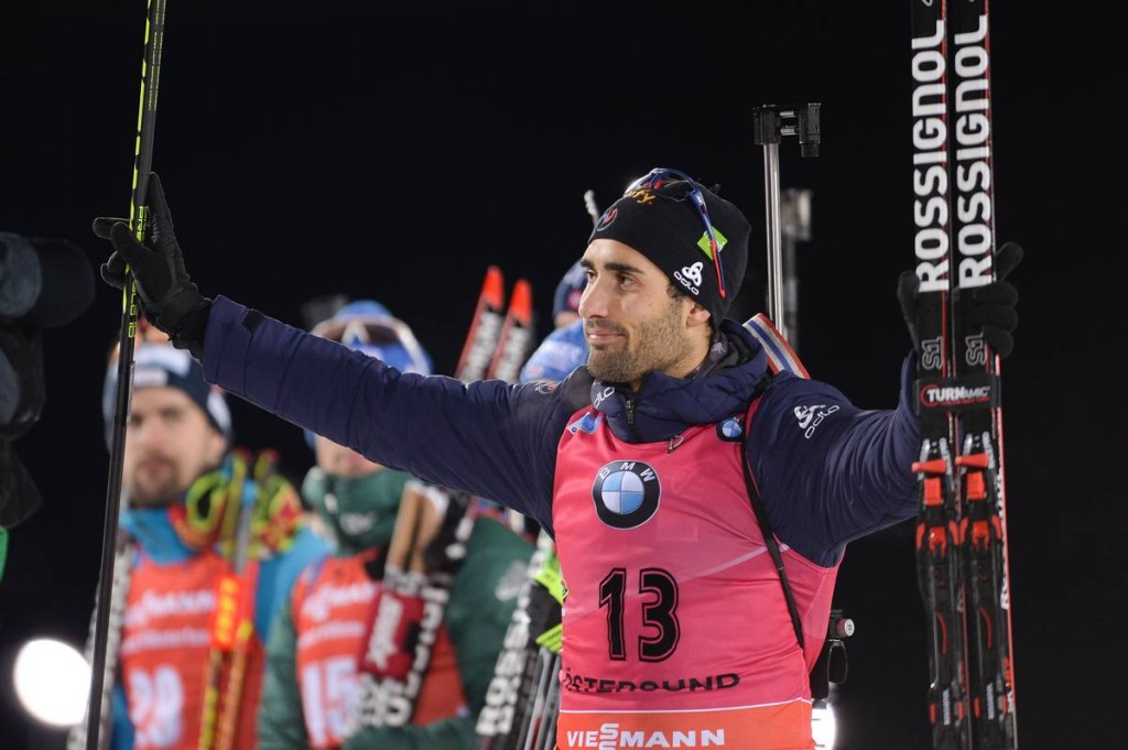 IBU world cup biathlon, sprint men, Oestersund (SWE)