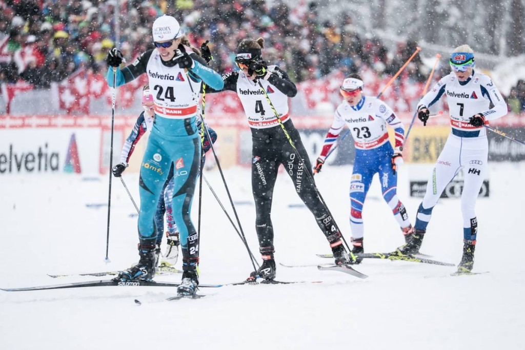 FIS world cup cross-country, tour de ski, individual sprint, Lenzerheide (SUI)
