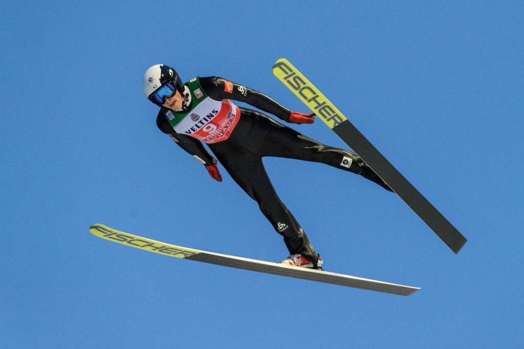 FIS world cup ski jumping, four hills tournament, qualification, Oberstdorf (GER)