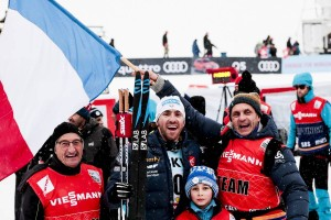FIS world cup cross-country, 15km men, Davos (SUI)