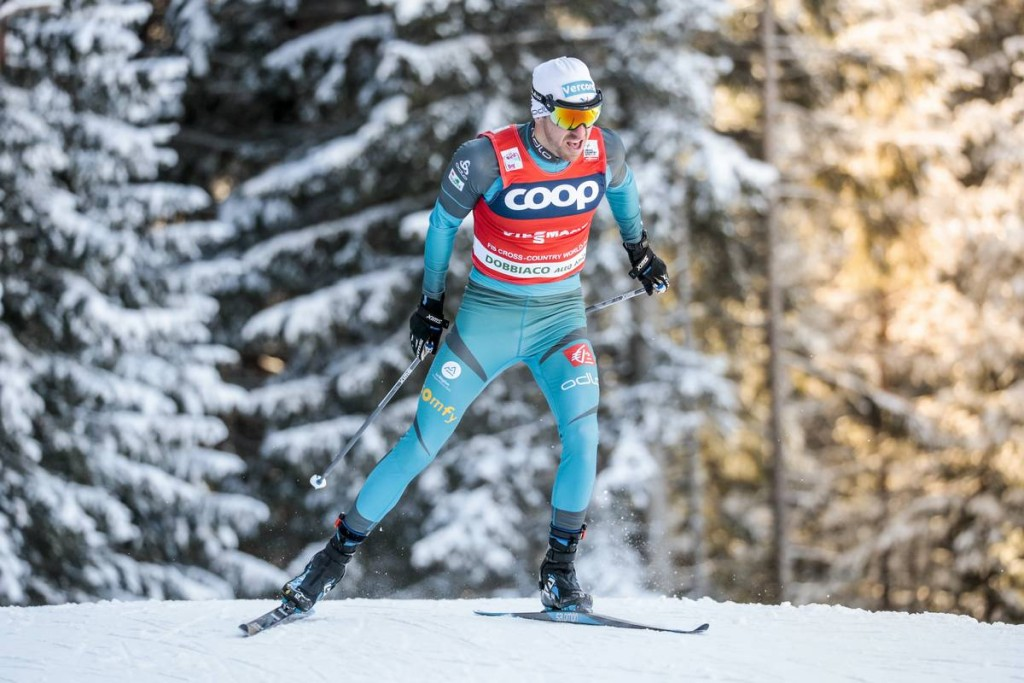 FIS world cup cross-country, 15km men, Toblach (ITA)