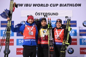 IBU world cup biathlon, pursuit men, Oestersund (SWE)