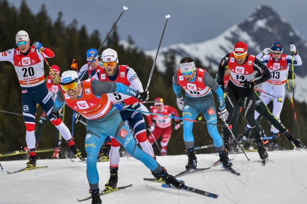 FIS world cup cross-country, mass men, Seefeld (AUT)