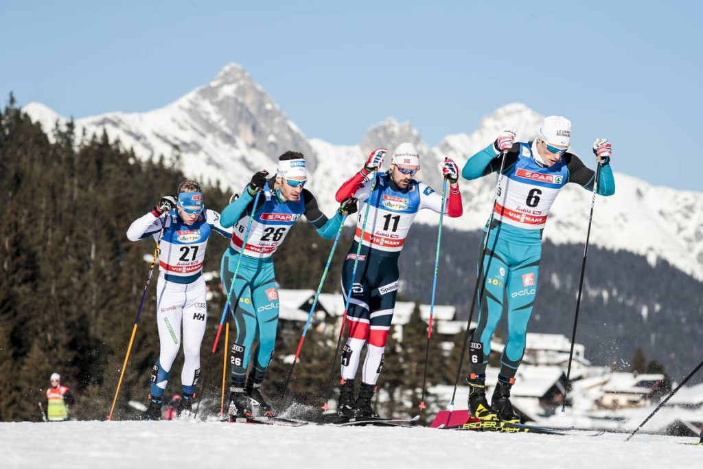 FIS world cup cross-country, individual sprint, Seefeld (AUT)