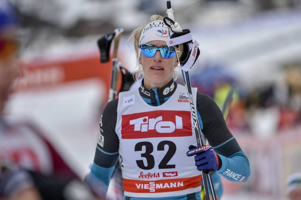 FIS world cup cross-country, mass women, Seefeld (AUT)