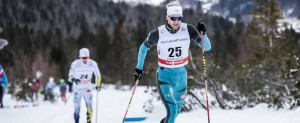 21.01.2018, Planica, Slovenia (SLO): Alexis Jeannerod (FRA) - FIS world cup cross-country, 15km men, Planica (SLO). www.nordicfocus.com. © Modica/NordicFocus. Every downloaded picture is fee-liable.
