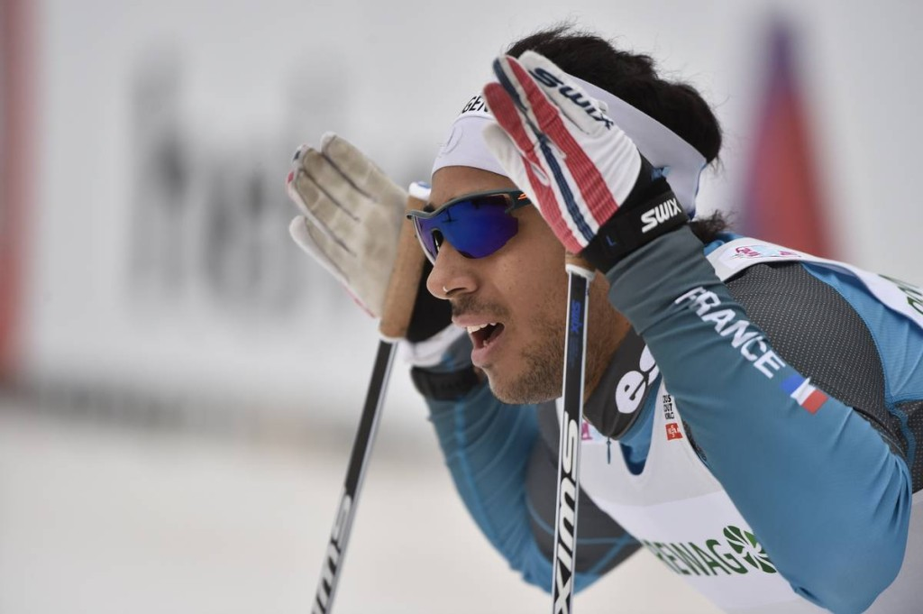 FIS world cup cross-country, individual sprint, Dresden (GER)