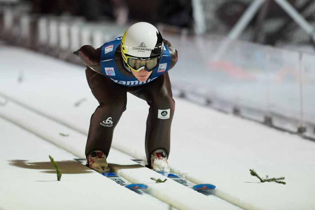 FIS world cup ski jumping ladies, individual HS100, Lillehammer (NOR)