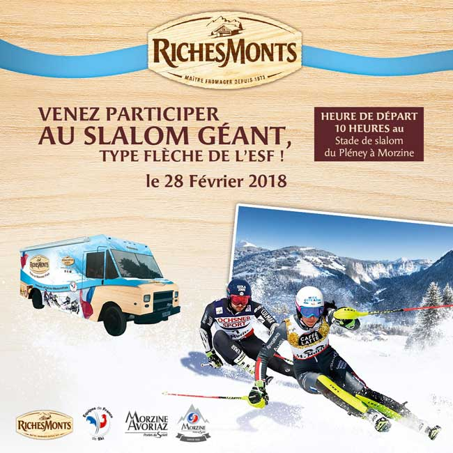 Slalom Richesmonts