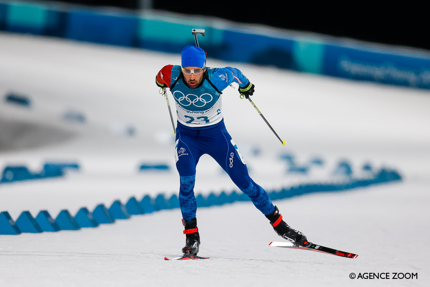 Martin Fourcade (Photo by Alexis Boichard/Agence Zoom)