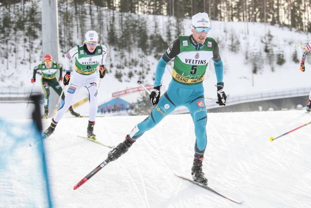FIS world cup nordic combined, individual gundersen HS130/10km, Lahti (FIN)