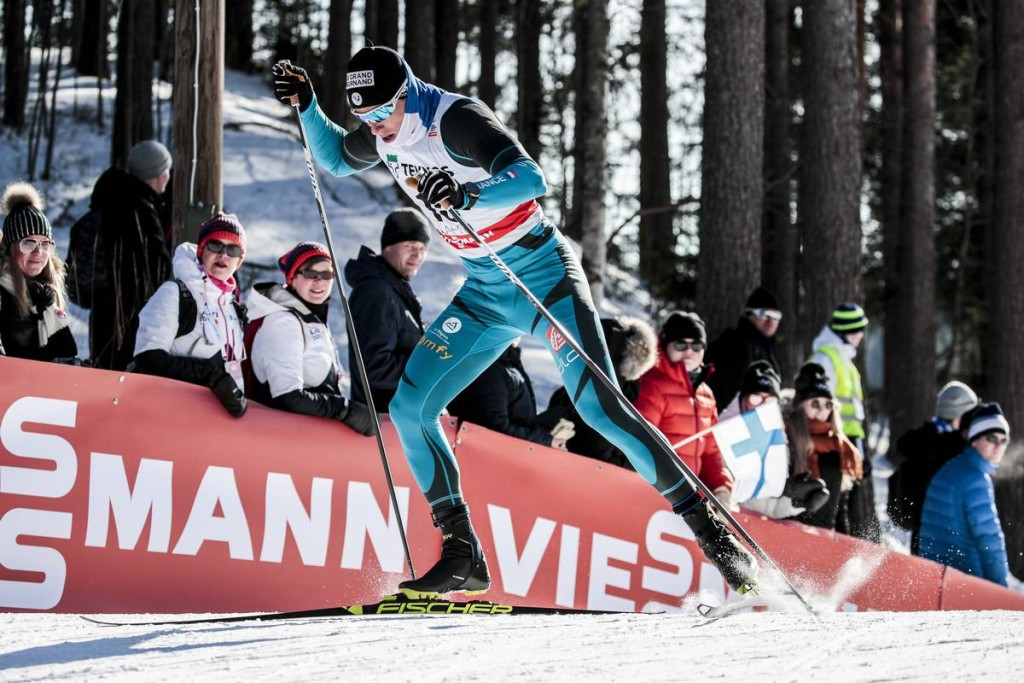 FIS world cup cross-country, individual sprint, Lahti (FIN)