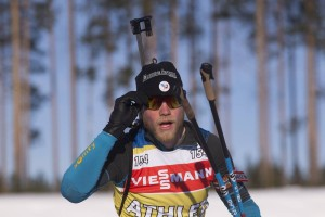 IBU world cup biathlon, training, Kontiolahti (FIN)