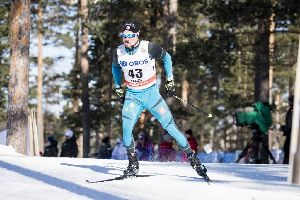 FIS world cup cross-country, individual sprint, Falun (SWE)
