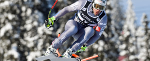 KVITFJELL, NORWAY - MARCH 10: Adrien Theaux of France competes during the Audi FIS Alpine Ski World Cup Men's Downhill on March 10, 2018 in Kvitfjell, Norway. (Photo by Jonas Ericsson/Agence Zoom)