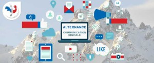 Alternance communication digitale