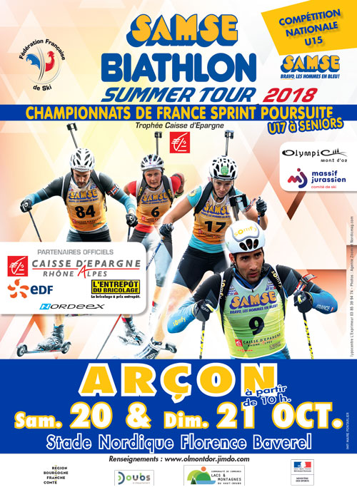 Samse Biathlon Summer Tour Arcon